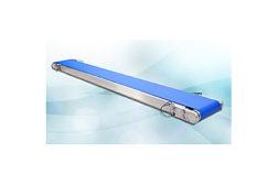 QC Industries HydroClean conveyor