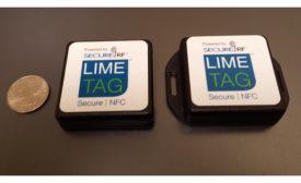 SecureRF Lime Tag
