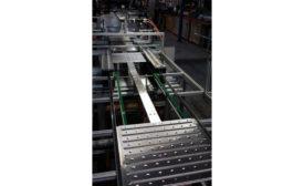 Heatex stacking machine
