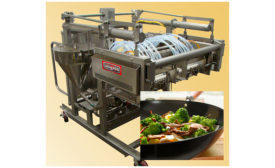 Hinds-Bock depositor for meal kits