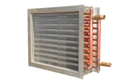 RAE water coil