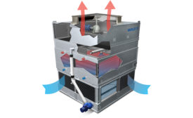 SPX fluid cooler