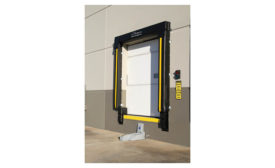 Serco Ironside seal dock doors