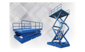 Air Tech heavy duty scissor lift