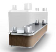 Danfoss Z-design Micro Plate heat exchangers