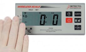 DETECTO hands-free scale