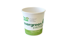 Evergreen Packaging ice cream carton