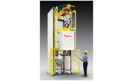 Flexicon BULK-OUT Model BFC Bulk Bag Discharger