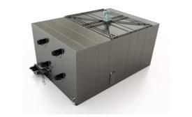 GEA A-Tec spiral freezer