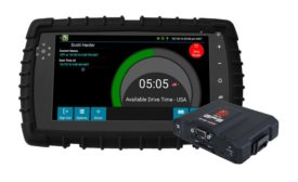 GPS Insight electronic logging
