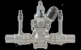 HANTEMP flexible valve
