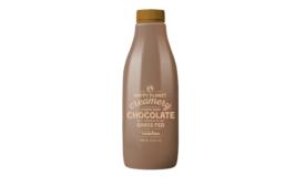 Happy Planet choc milk