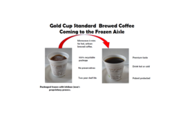 Ichiban Java coffee