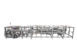 KHS Innopouch Bartelt K series pouching machine