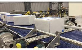 Multi-Conveyor product turner