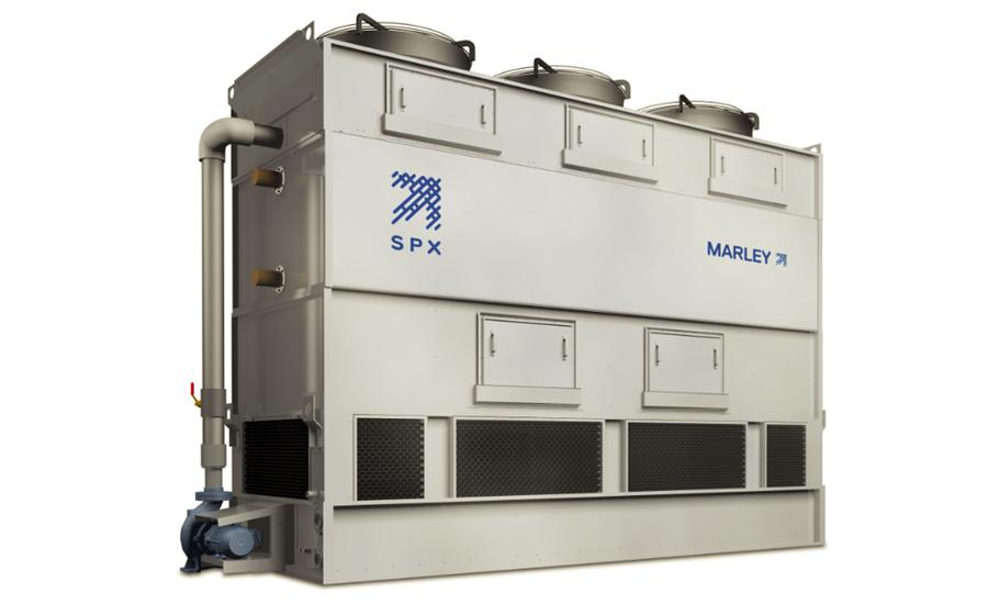 Marley Fluid Cooler : Fluid cooler for hvac applications