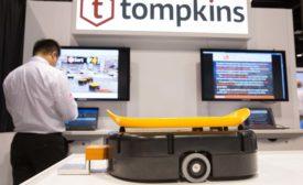 Tompkins sortation device