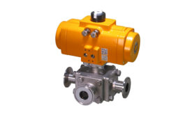 Assured Automation ball valve