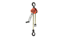 Columbus McKinnon 360 degree hoist