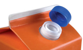 Dow Rigid Packaging cap