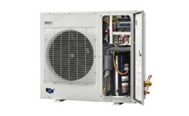 Emerson X-line condenser