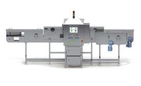 Mettler Toledo x-ray for glass packaging