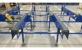 Multi-Conveyor multiple strand conveyor