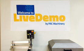 Pac Machinery LiveDemo