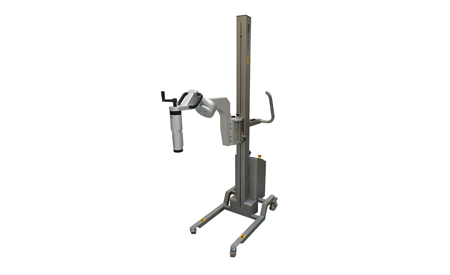 Vertical Spindle Lifting Attachment For The Lifting