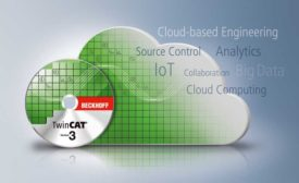 Beckhoff Automation TwinCAT Cloud Engineering software