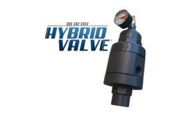 Blacoh hybrid valve