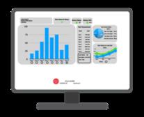 CONNEX QSR asset monitoring system