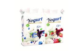Chamber Pouch Yogurt Pouch