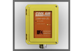 Cool Air Ammonia Leak Detection