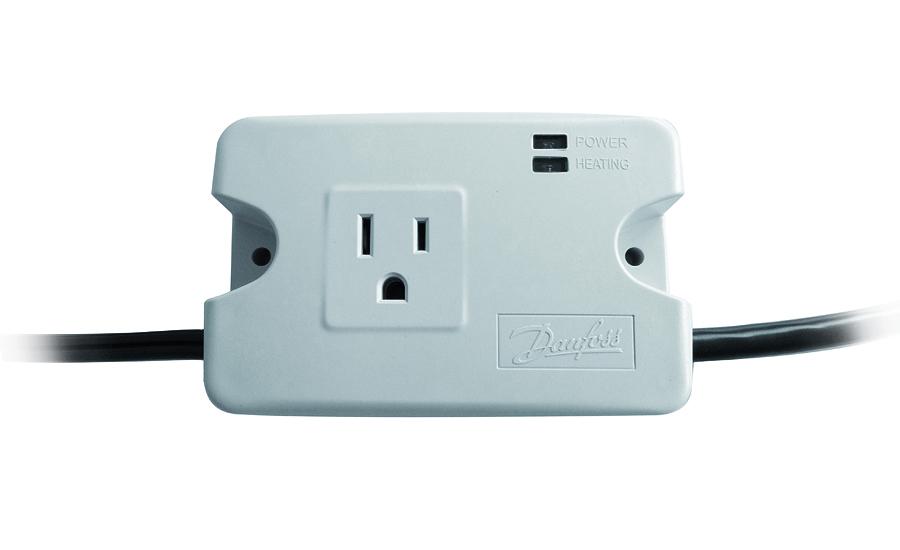 Danfoss Heat Cables : Controller for electric de icing applications