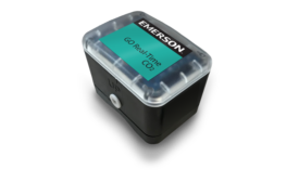 Emerson GO Real-Time CO2 Tracker