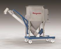 Flexicon Low Profile Flexible Screw Conveyor
