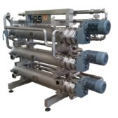 HRS Heat Exchangers R Series heat exchanger