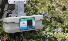 Hortau predictive global monitoring tool for crop production