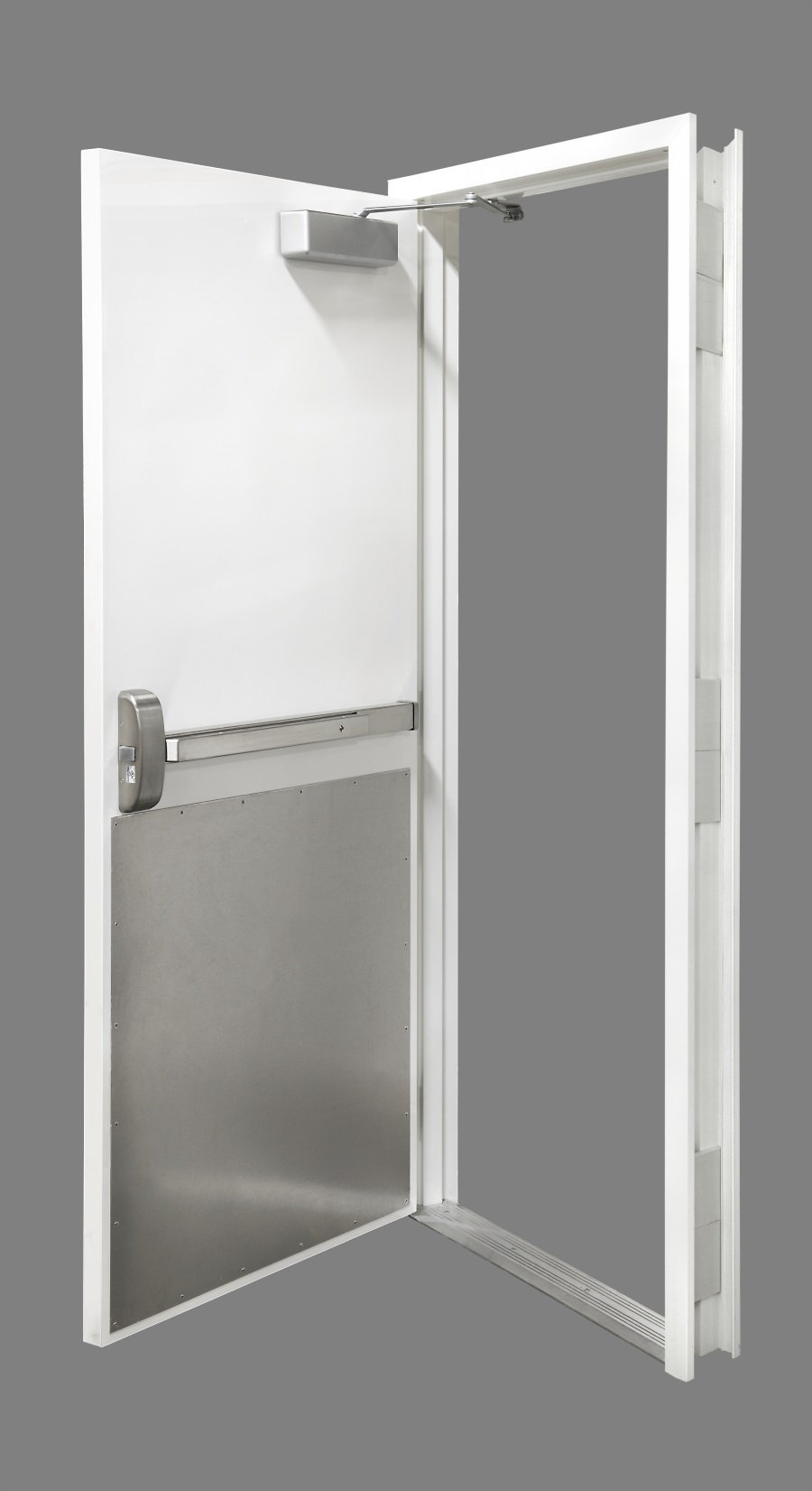 Jamison Door Hagerstown Md. released JAMOTUF a series of fiberglass architectural-style doors and frames for \u201ctuf\u201d environments such as food processing ... & Fiberglass architectural-style doors for tough environments | 2018 ...