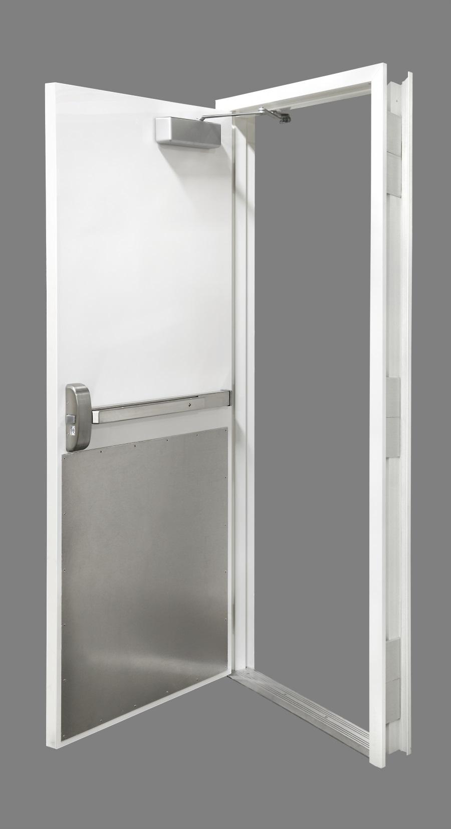 Fiberglass architectural-style doors for tough environments & Fiberglass architectural-style doors for tough environments | 2018 ...