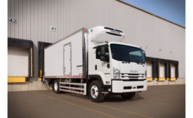 Morgan Corp truck body