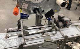 Multi-Conveyor split conveyor for inkjet printer