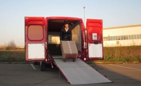 National Fleet Products Loading Ramps