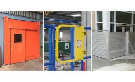 PS Industries doors