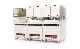 Picnic Automated Pizza Assembly Platform