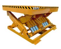 Presto ECOA MLT Series heavy-duty hydraulic lift table