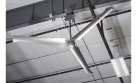 Rite-Hite Direct Drive HVLS Fan