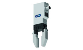 SCHUNK EGB with IO-link grippers
