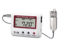 T&D ThermoRecorder data logger